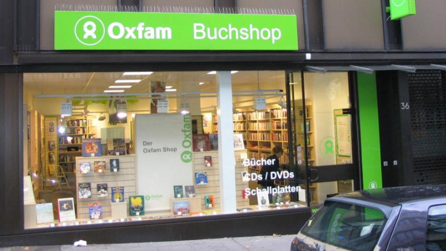 Gebrauchte Bücher kaufen & spenden in Stuttgart Oxfam