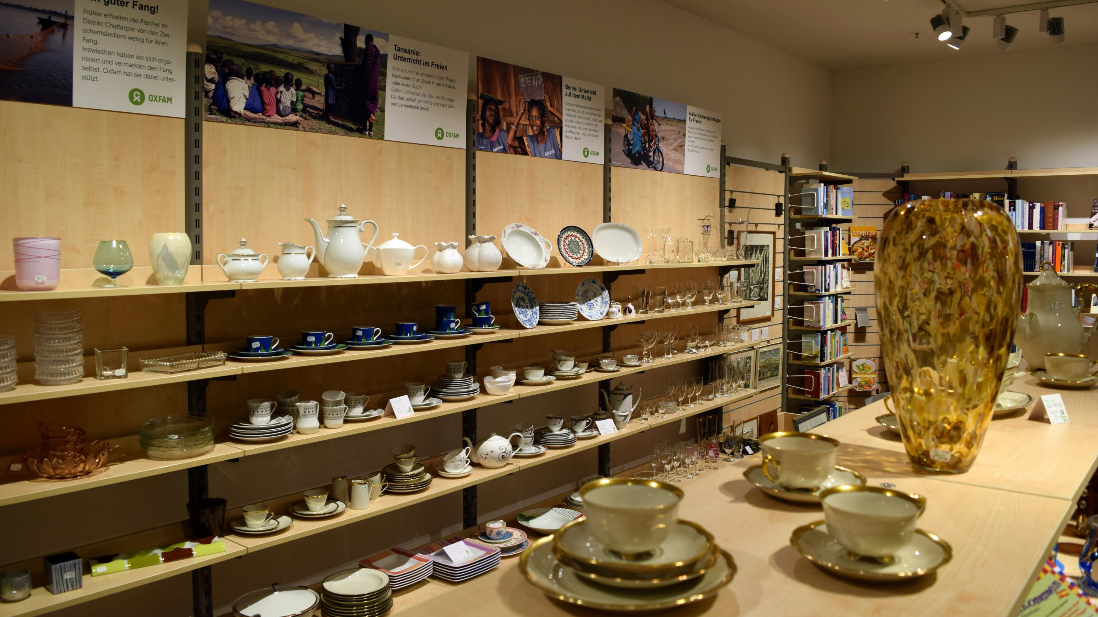 Oxfam Shop in Kassel