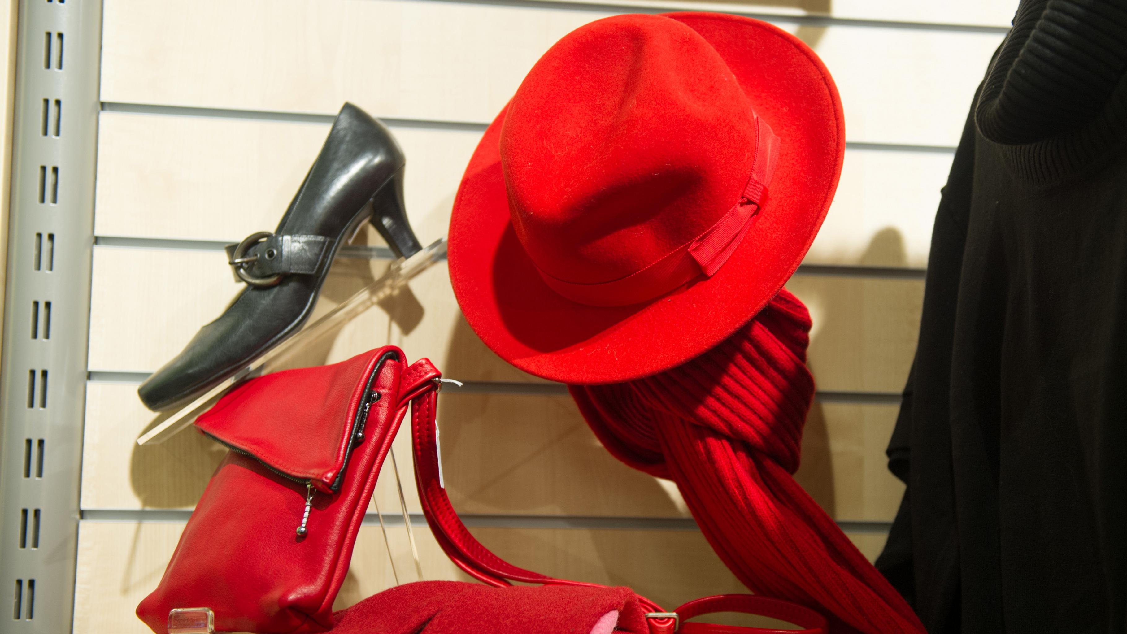 Oxfam Fashionshop Ulm - Accessoires