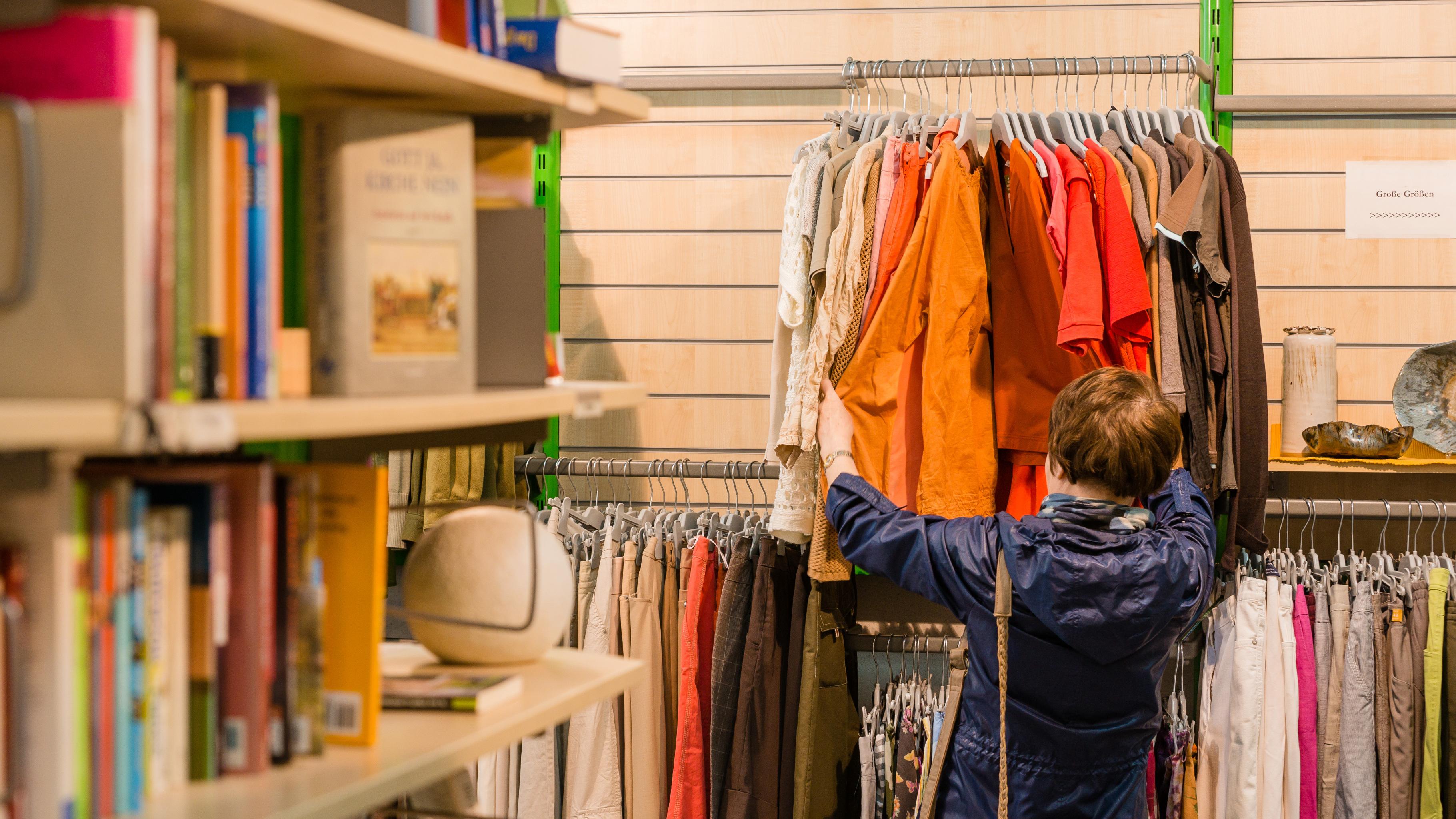 Oxfam Shop Frankfurt-Bornheim - Angebot