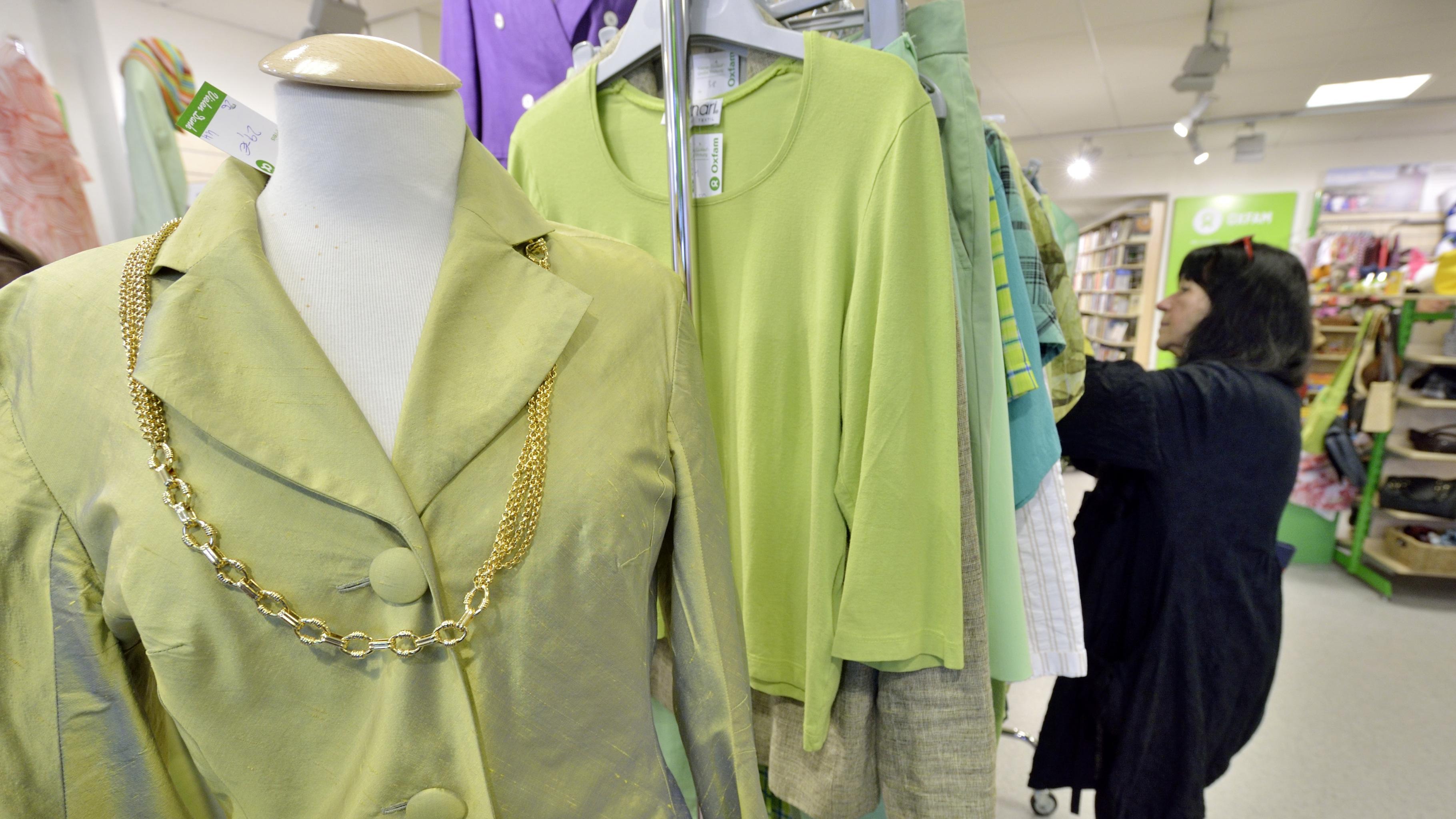 Oxfam Shop München-Maxvorstadt - Fashion