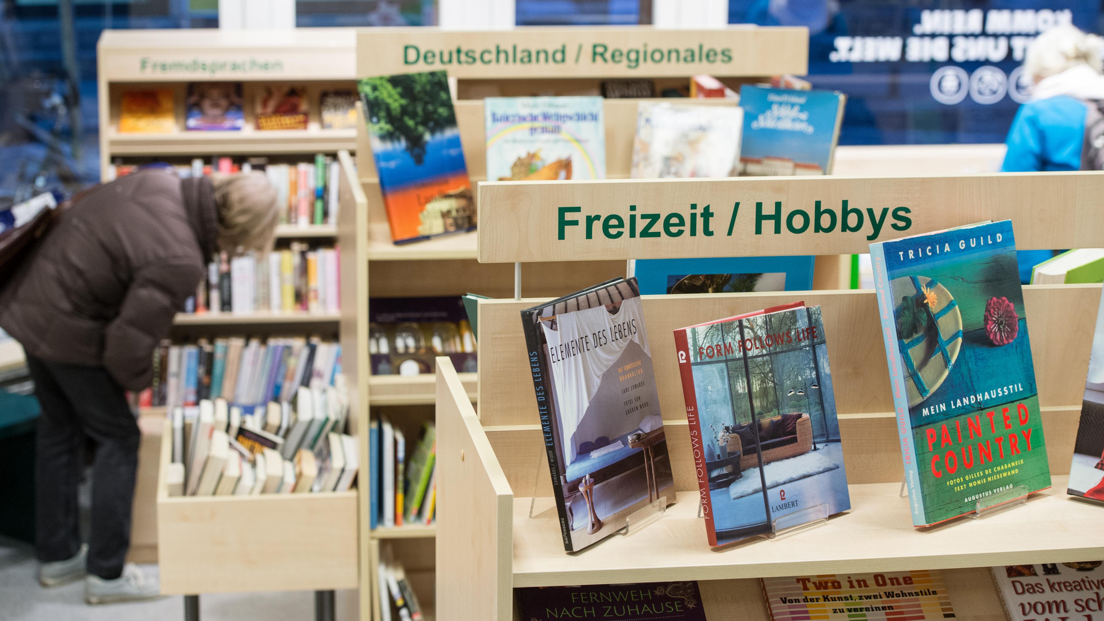 Oxfam Buchshop München - Angebot