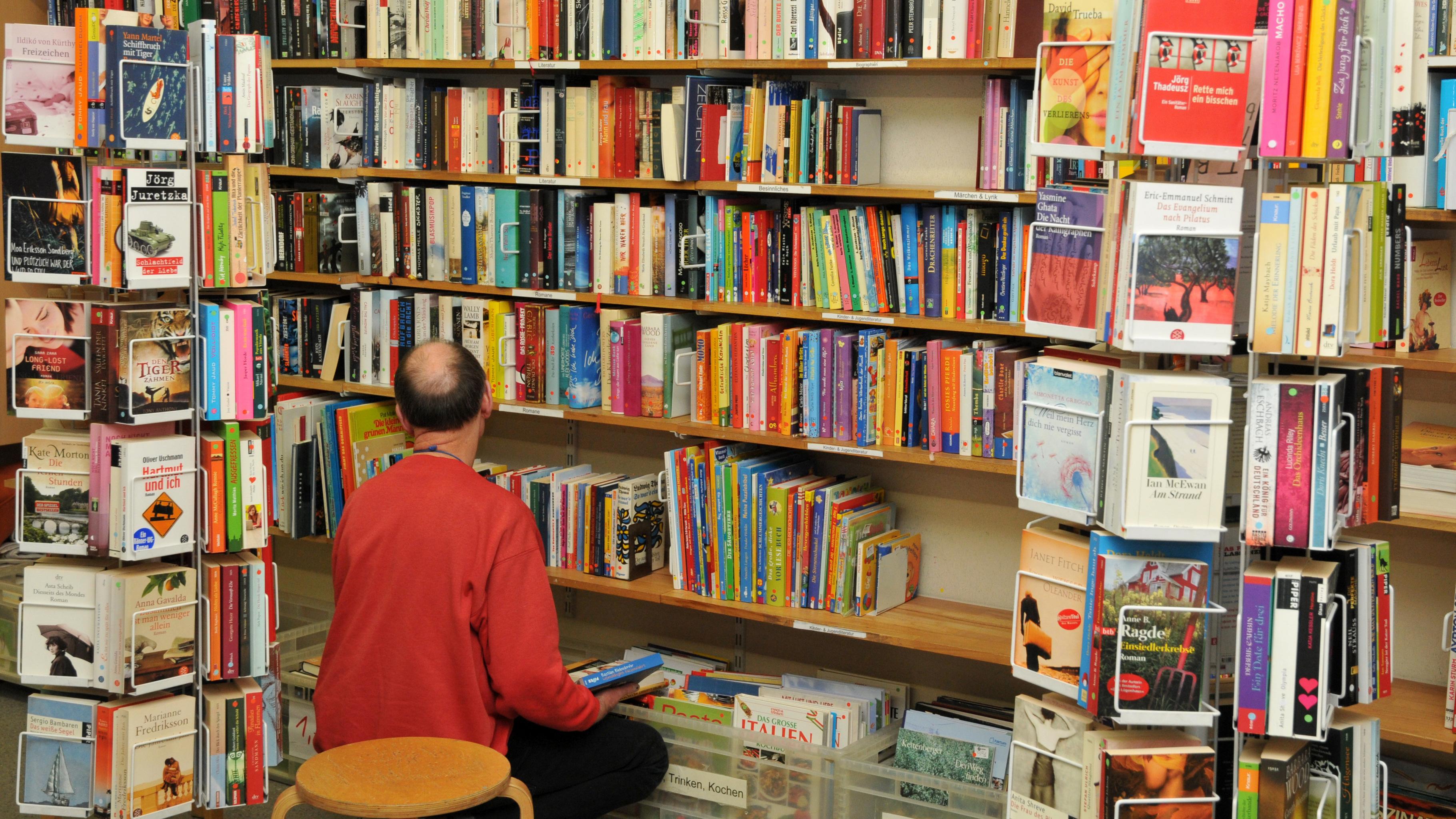 Oxfam Shop Köln-Südstadt - Bücher