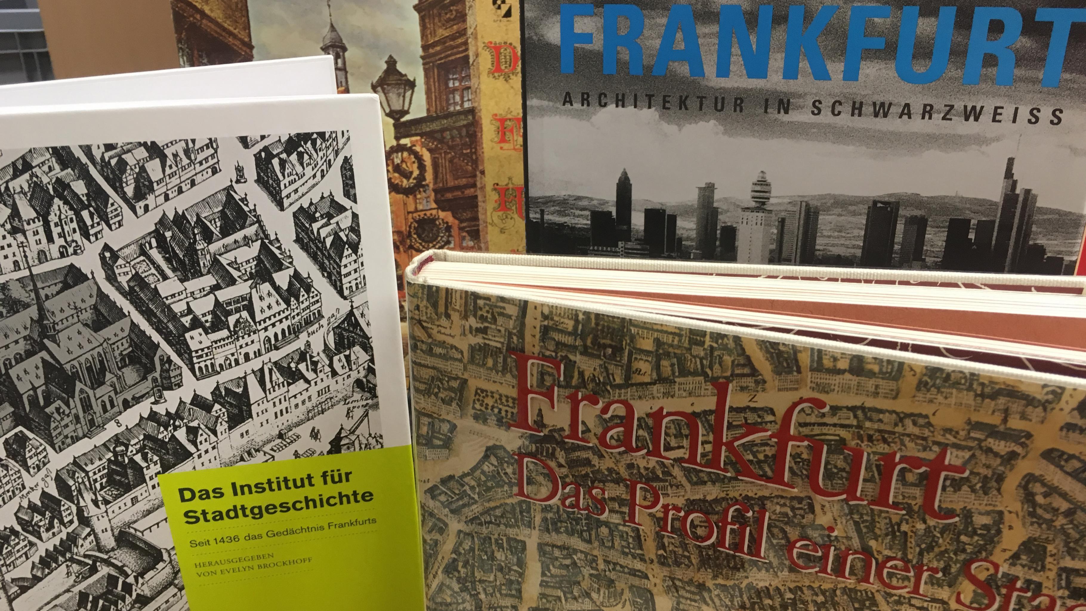 Bücher zum Thema Frankfurt
