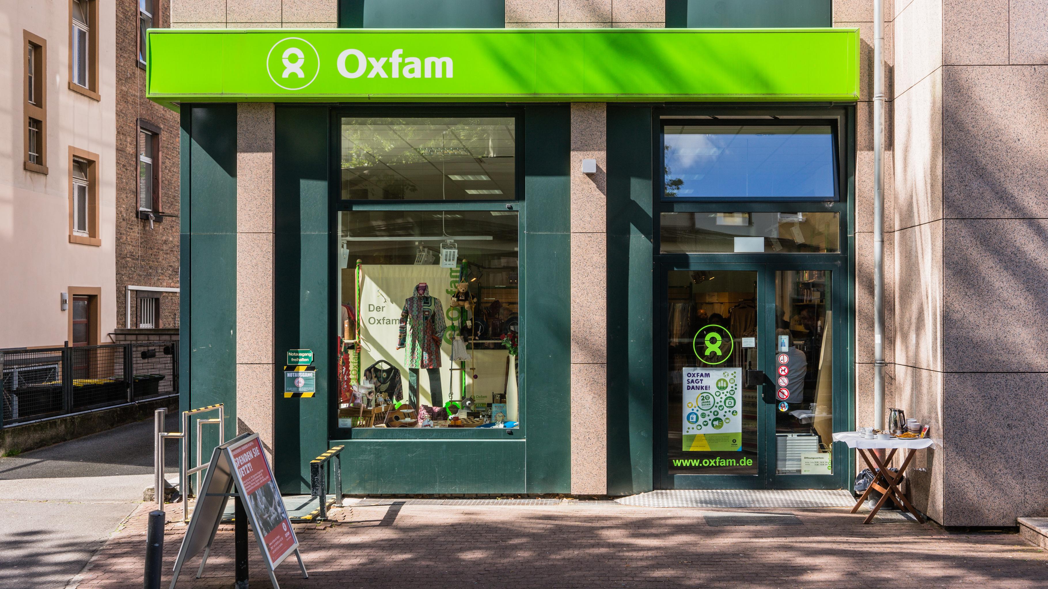 d39fad02af4dca Secondhand kaufen   spenden in Frankfurt-Bornheim - Oxfam Shop
