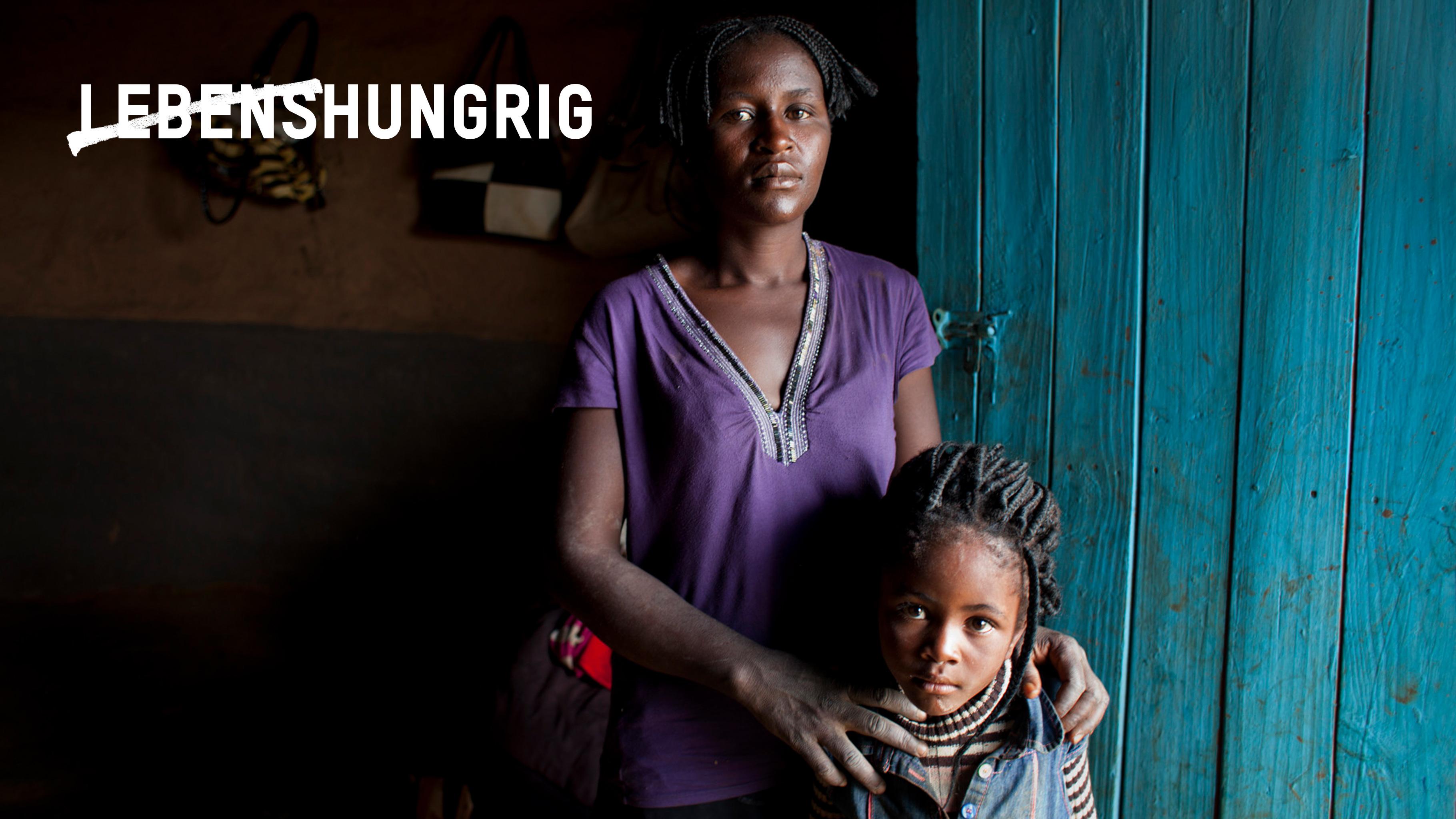 Lebenshungrig Fiona Simbabwe