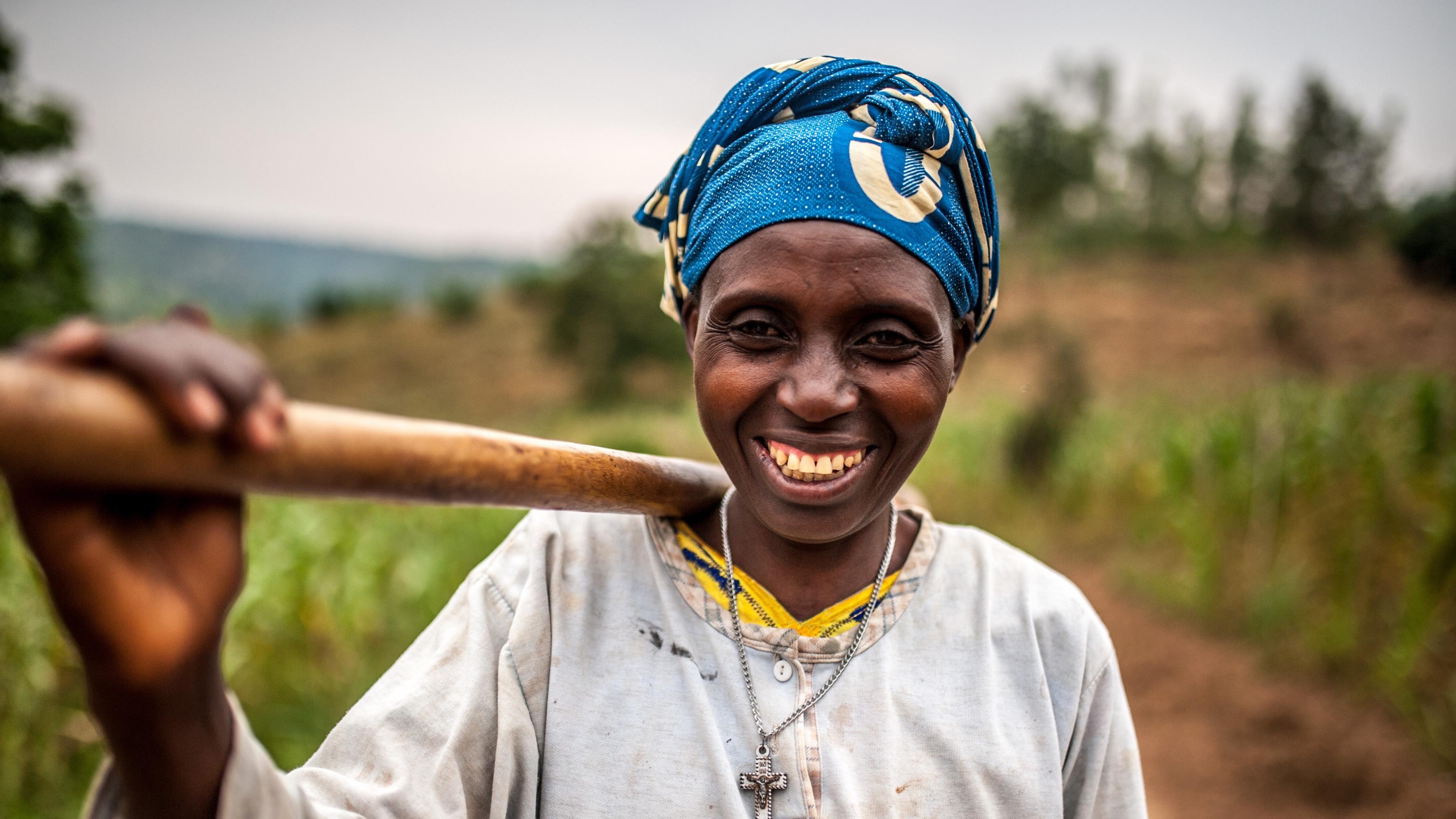 Gewinne der Oxfam Shops fließen in die entwicklungspolitische Arbeit von Oxfam