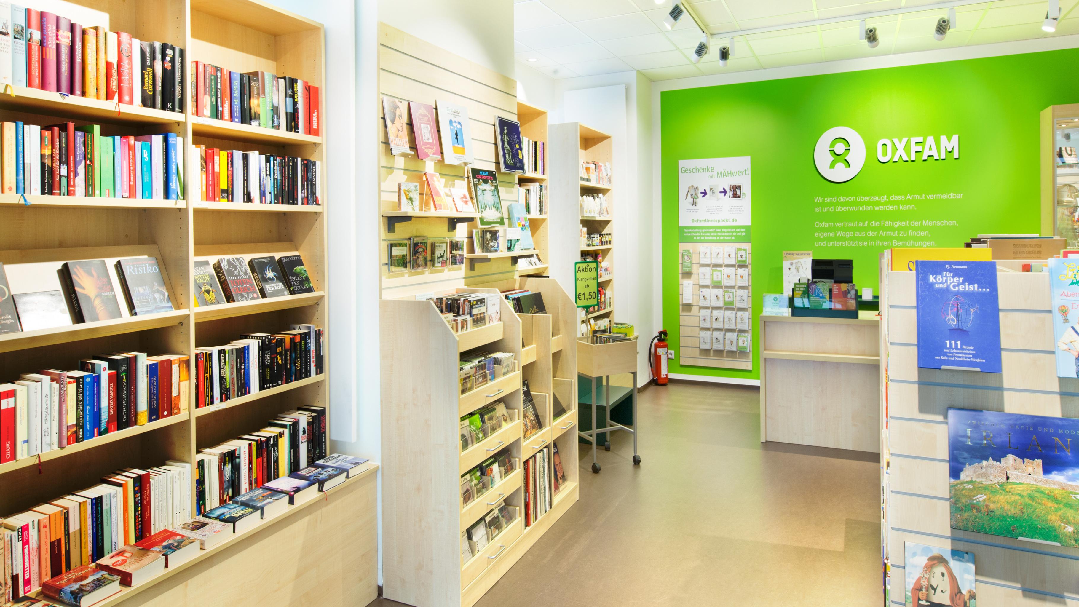 Secondhand kaufen spenden in mannheim oxfam shop for Oxfam spenden