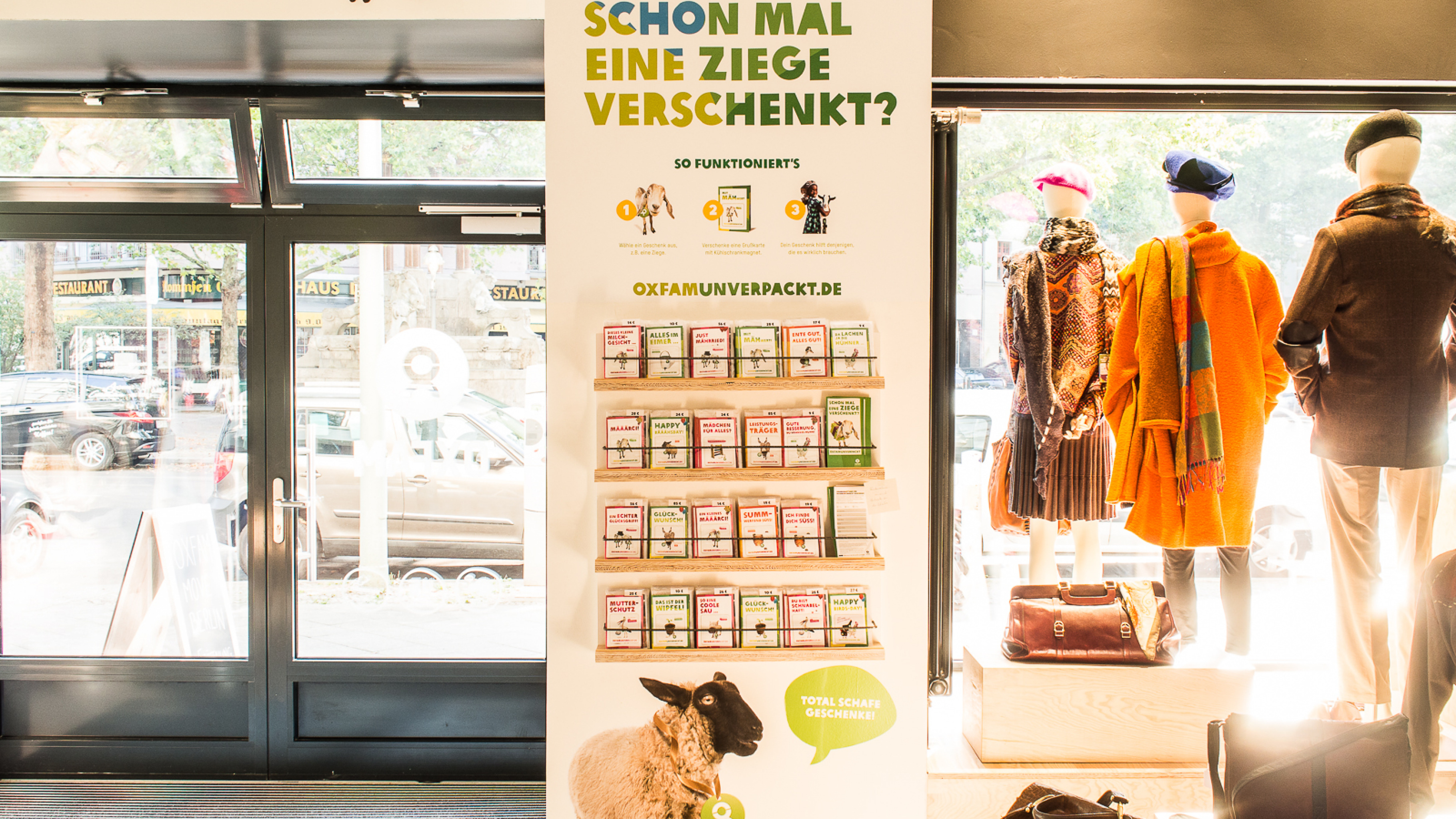 Oxfam MOVE Berlin - OxfamUnverpackt