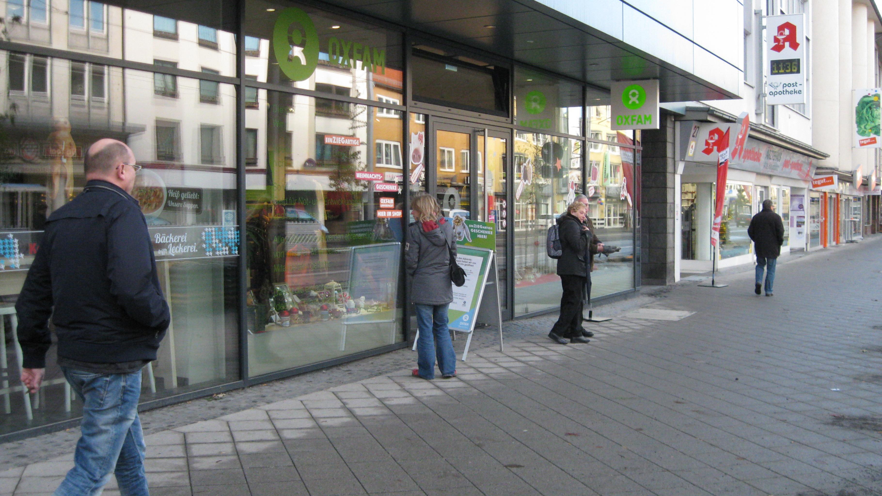 Secondhand Kaufen Spenden In Kassel Oxfam Shop