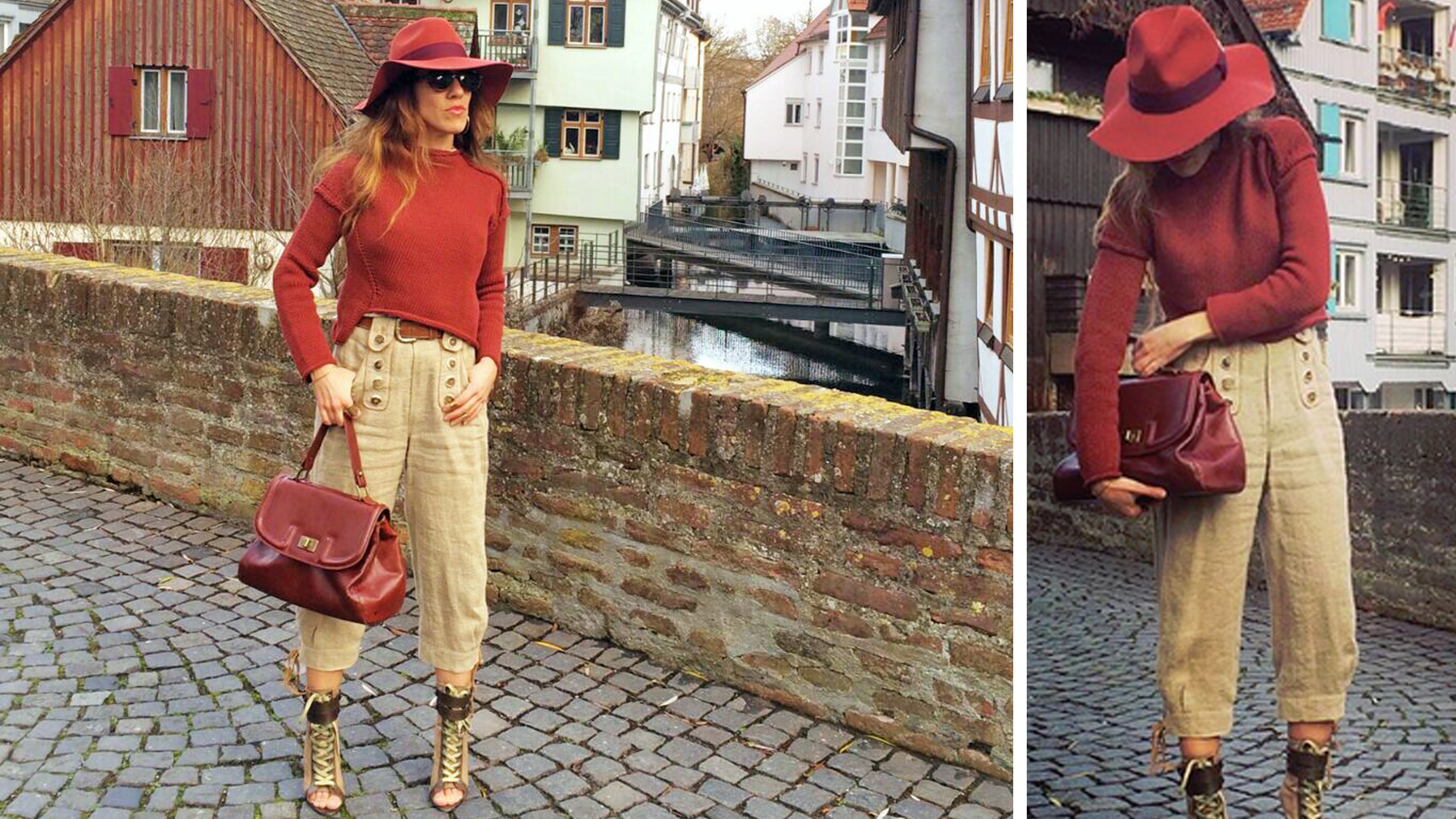 herbstliches Outfit Stefania