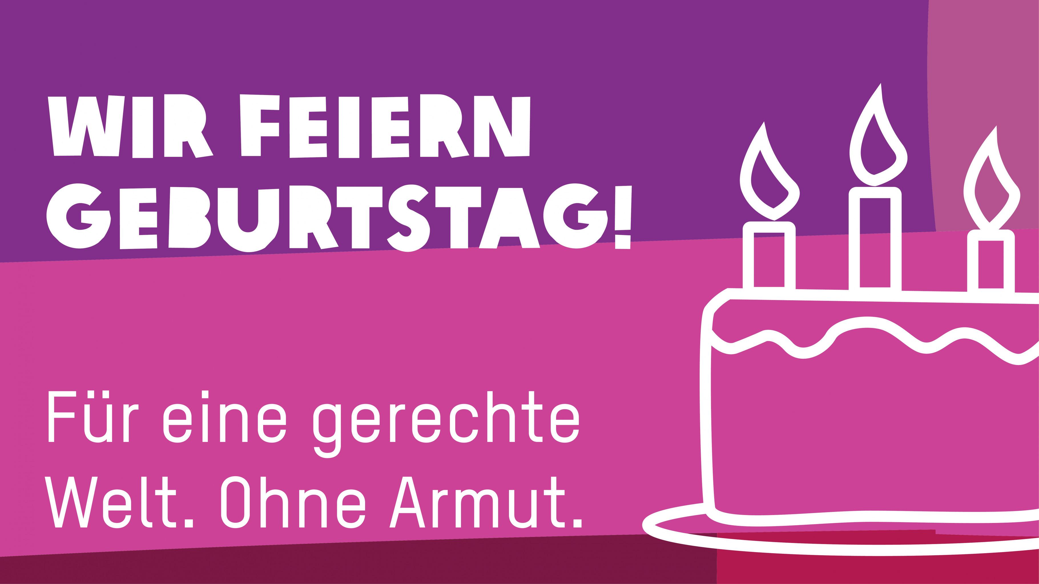 Oxfam Shops: Wir feiern Geburtstag!