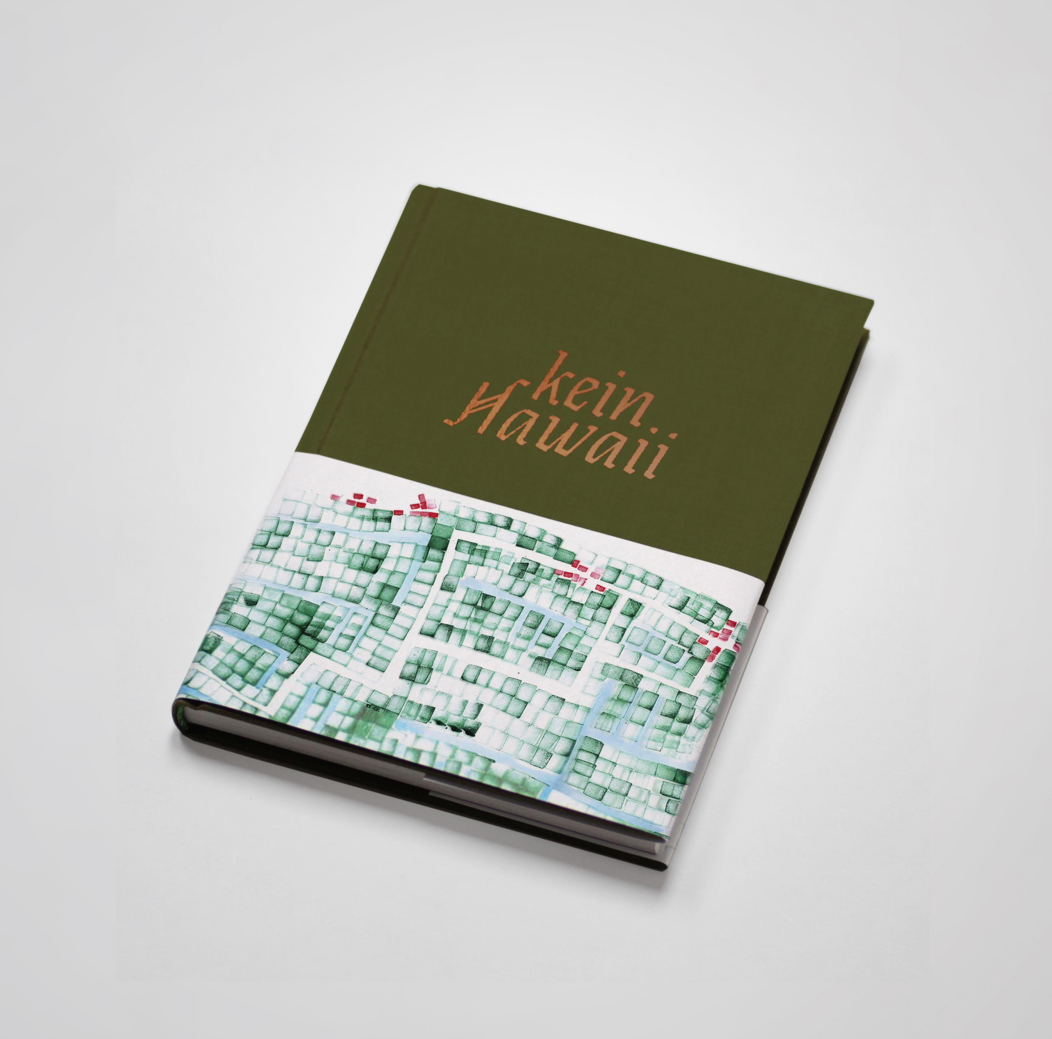 """Susanne Laser, Buchcover """"Kein Hawaii"""""""