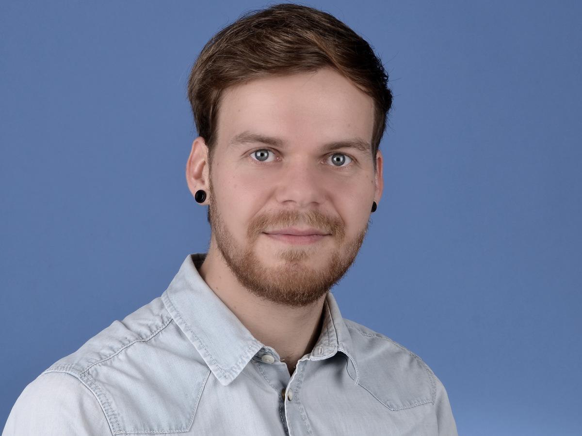 Leiter Freiwilligen-Management Ferenc Földesi