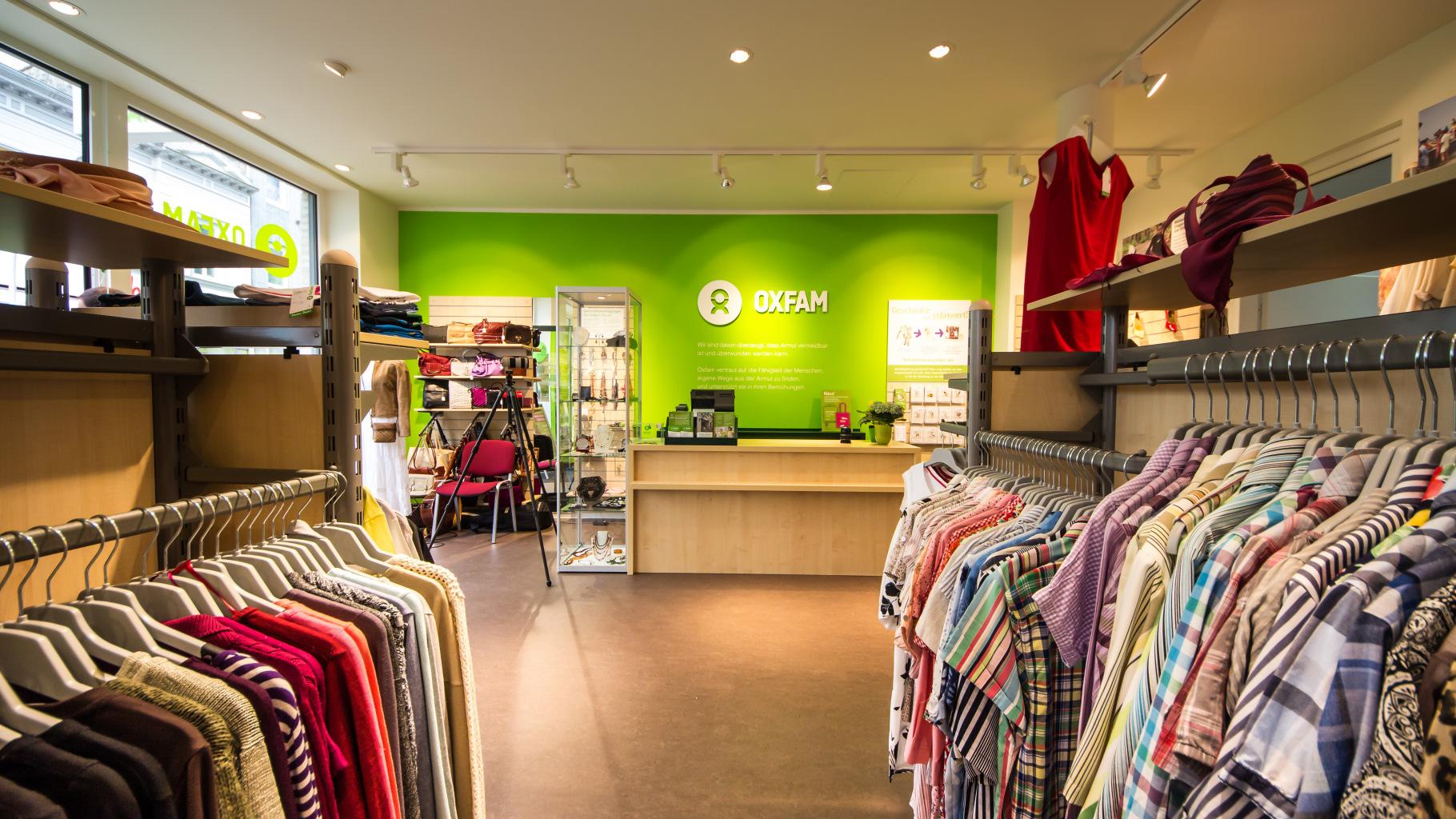 Der Fashionshop in Hamburg-Ottensen.