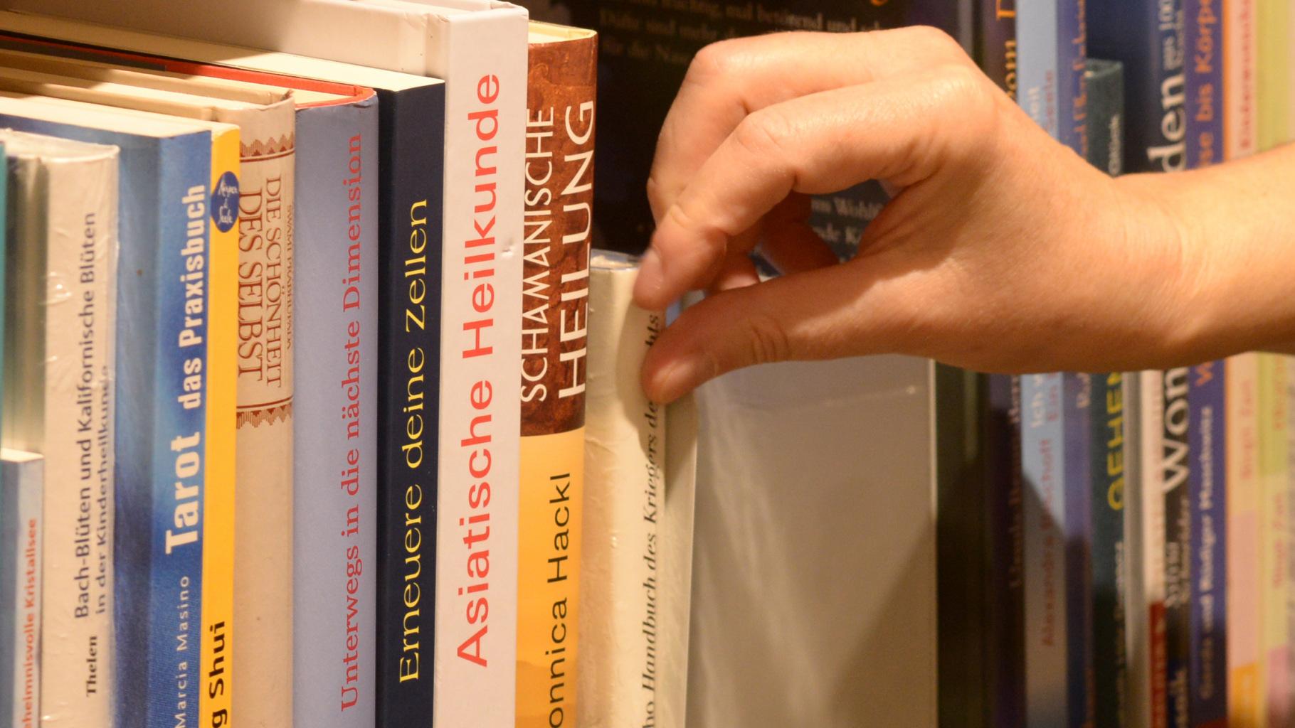 Bücher zu den Themen Medizin, Gesundheit und Lebenshilfe