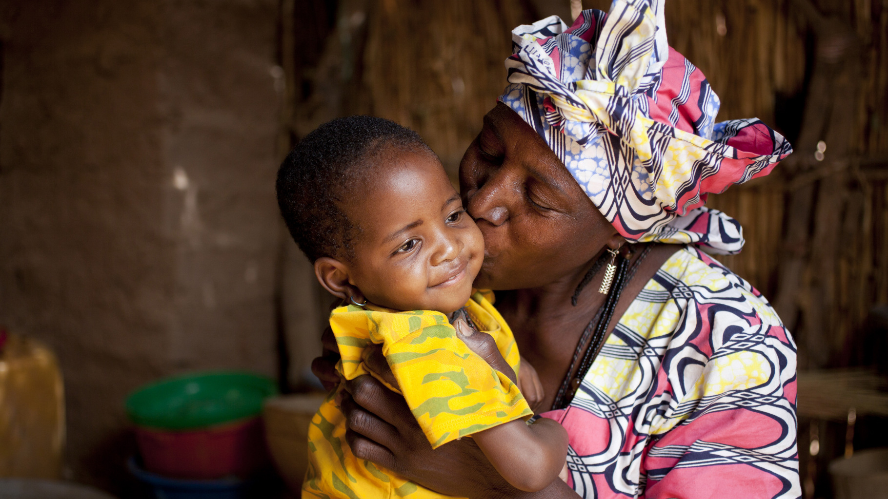 Oxfam unterstützt im Niger den Bau von Gesundheitszentren.