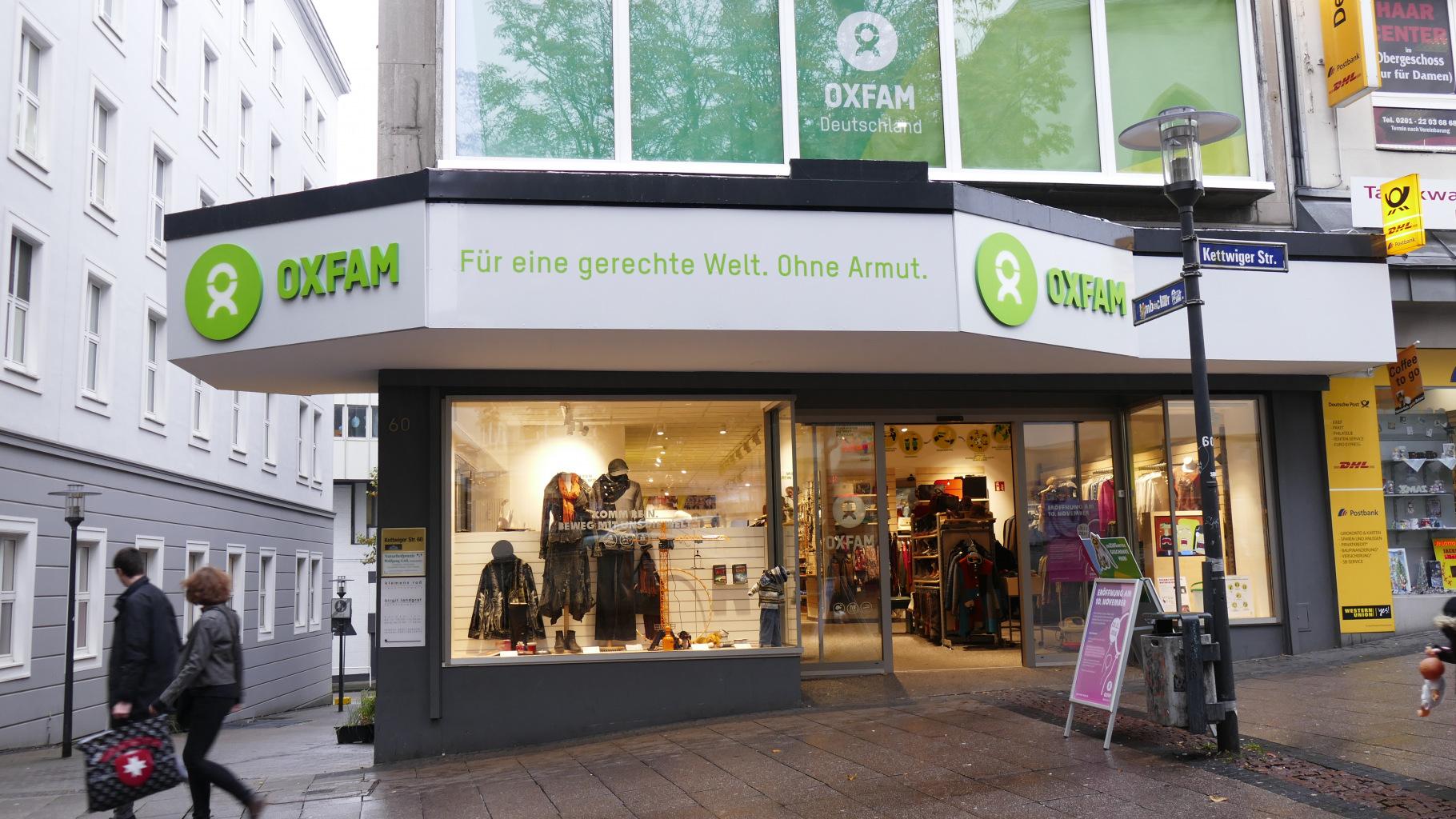 Oxfam Shop Essen