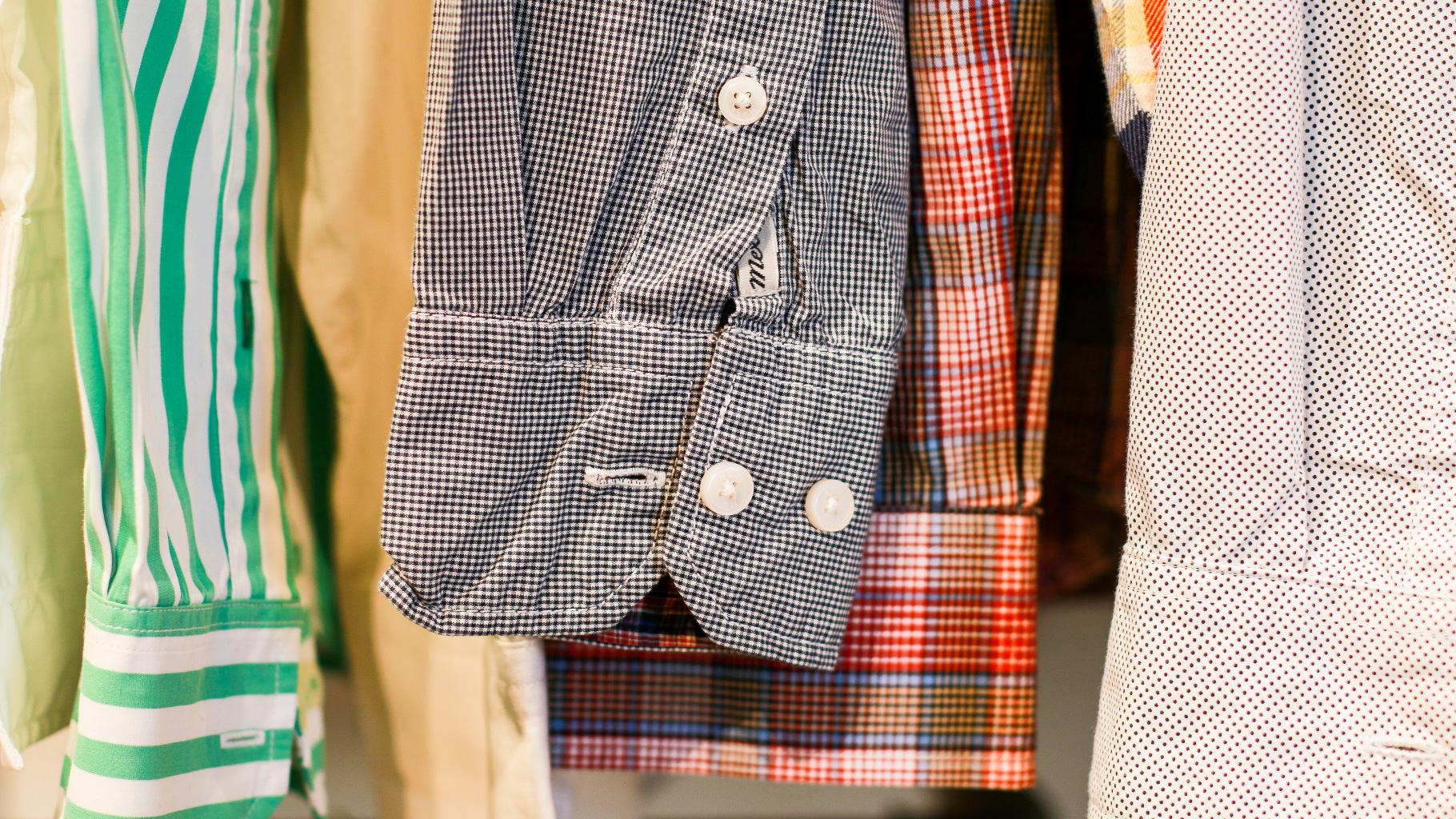 Hemden für Herren im Oxfam Shop