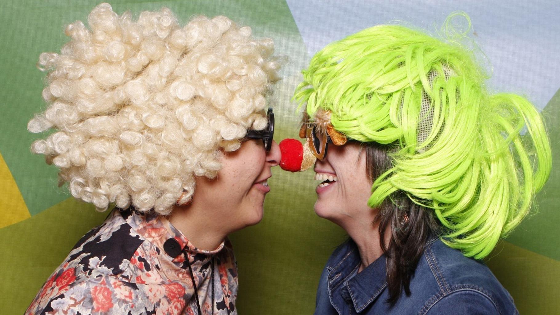 Karnevals- und Faschingskostüme aus dem Oxfam Shop