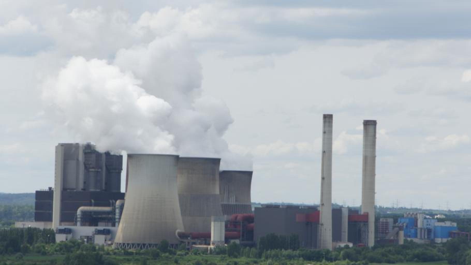 © Thorsten Mohr – Kohlekraftwerk in Weisweiler