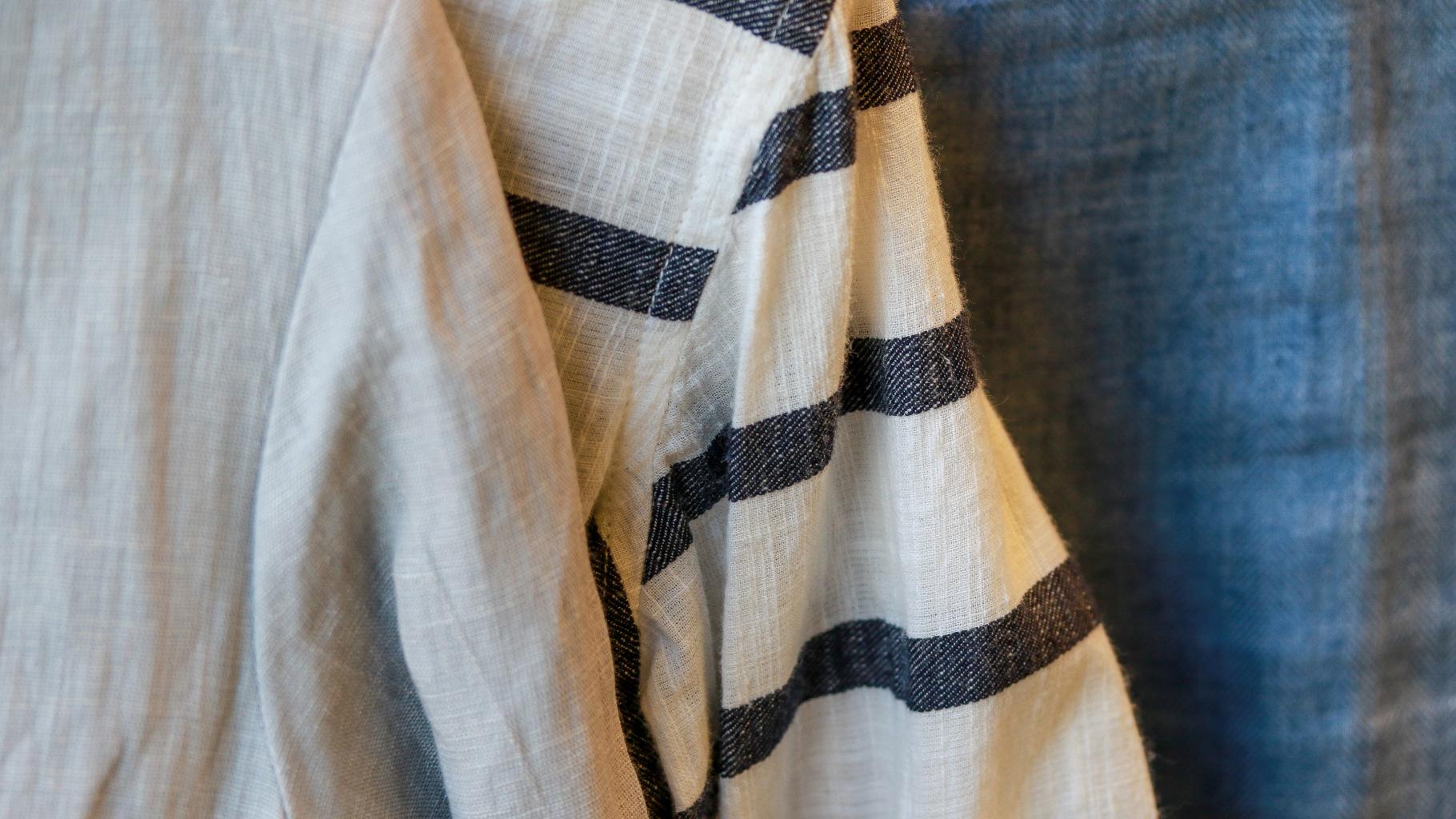 günstige Leinen-Kleidung gibt es im Oxfam Shop