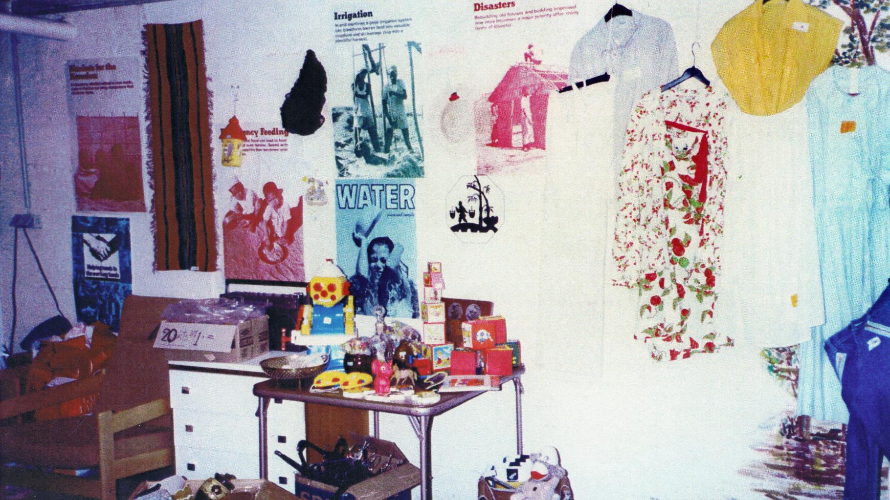 Bonn: Von der Botschafter-Garage zum ersten Oxfam Shop in Deutschland