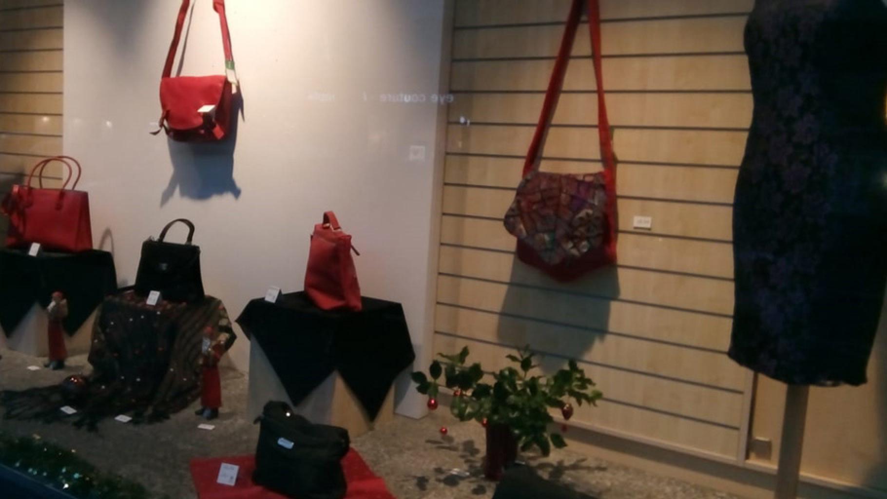 Oxfam Shop Berlin-Schöneberg: Schaufensterverkauf am 17. Dezember 2018 Weihnachtssachen