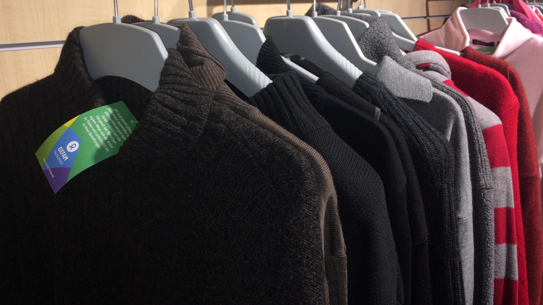 Pullover für Herren im Oxfam Shop
