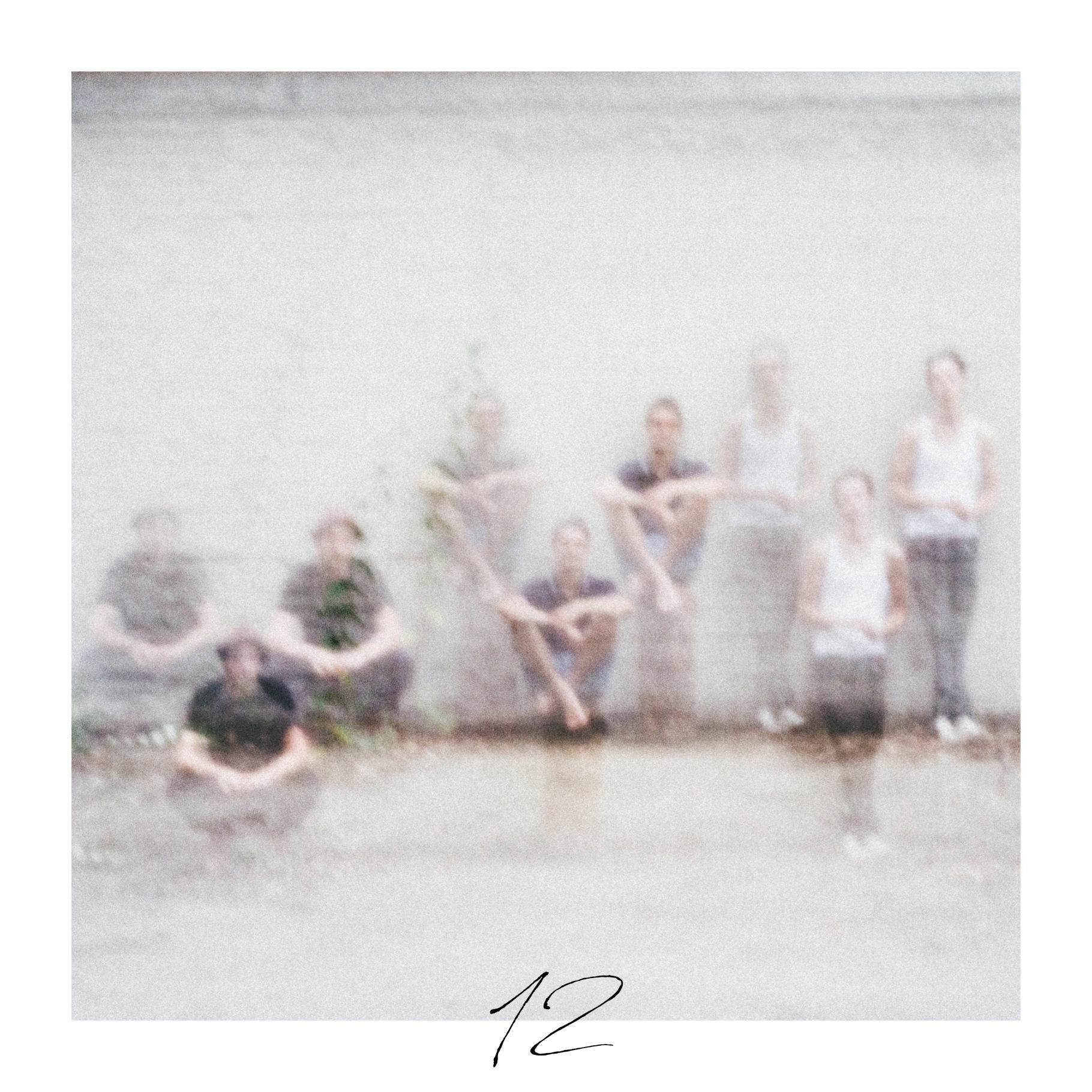 """Album-Cover """"12"""" von AnnenMayKantereit"""