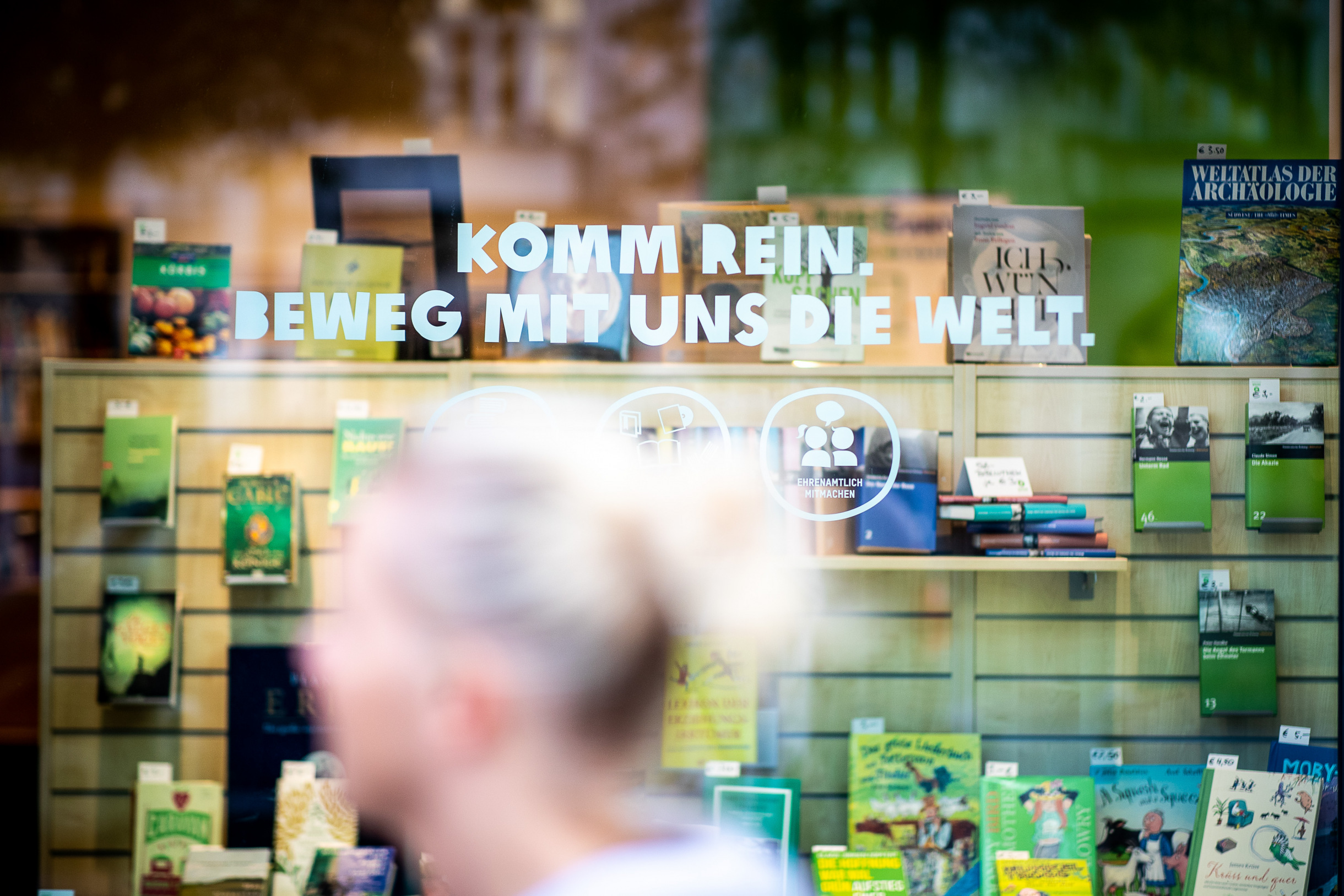 Oxfam Shop: Komm rein. Beweg mit uns die Welt.