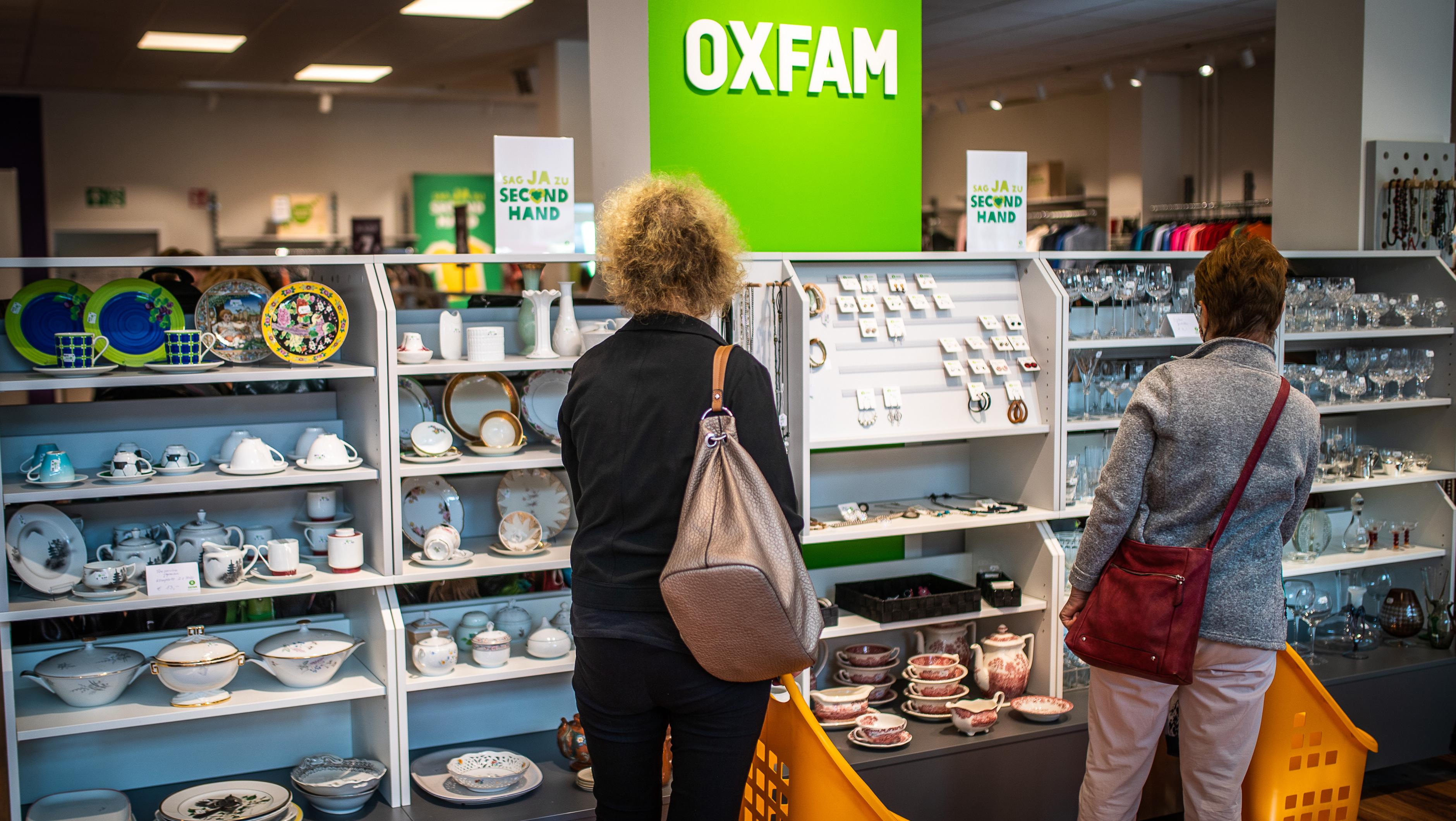 Oxfam Shop Berlin-Weißensee - Dies&Das-Angebot im Shop