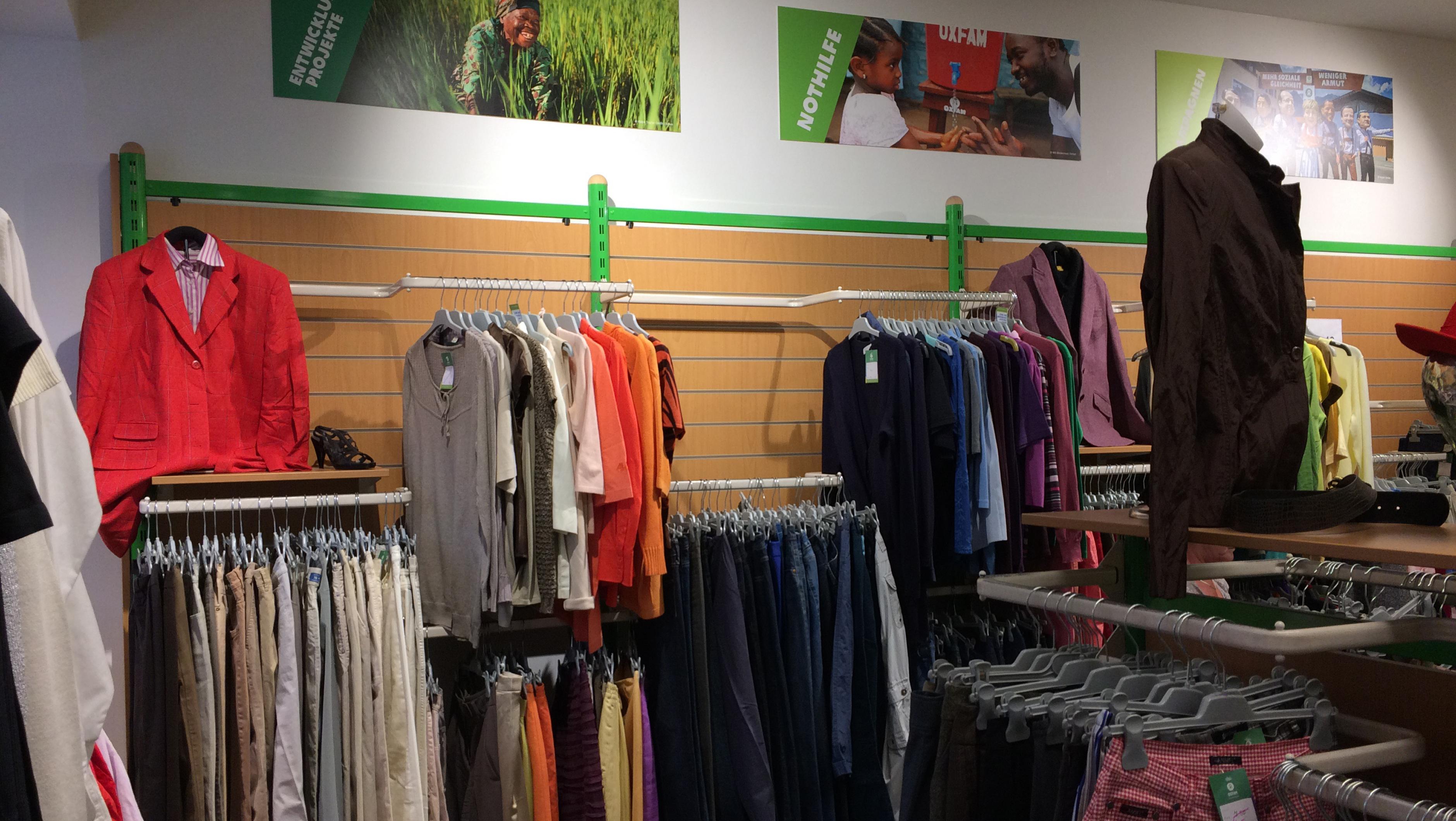 Oxfam Shop Berlin-Wilmersdorf - Angebot